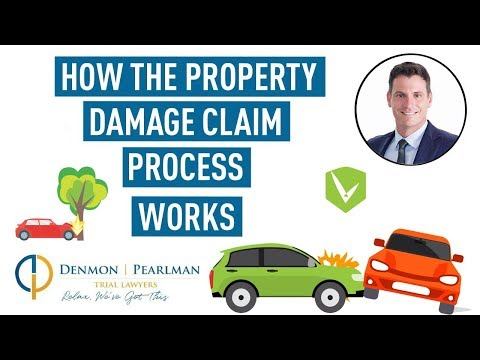 How the Property Damage Claim Process Works