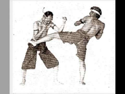 ศิลปะมวยไทย แม่ไม้มวยไทยและลูกไม้มวยไทย นำเสนอโดย อ. อุมาพร นังคะลา (โรงเรียนศรีมิลินท์อนุสรณ์58)