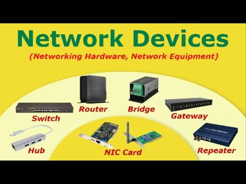Computer Network Devices