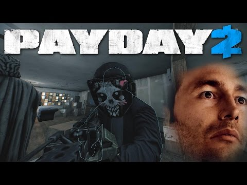 Bob's Safehouse Survival (Payday 2 mod)