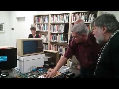 Booting Up History San Jose's Apple 1 Computer