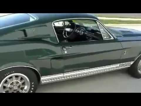 Ray Skillman Greenwood >> RAY SKILLMAN 1968 SHELBY GT500KR FOR SALE - YouTube