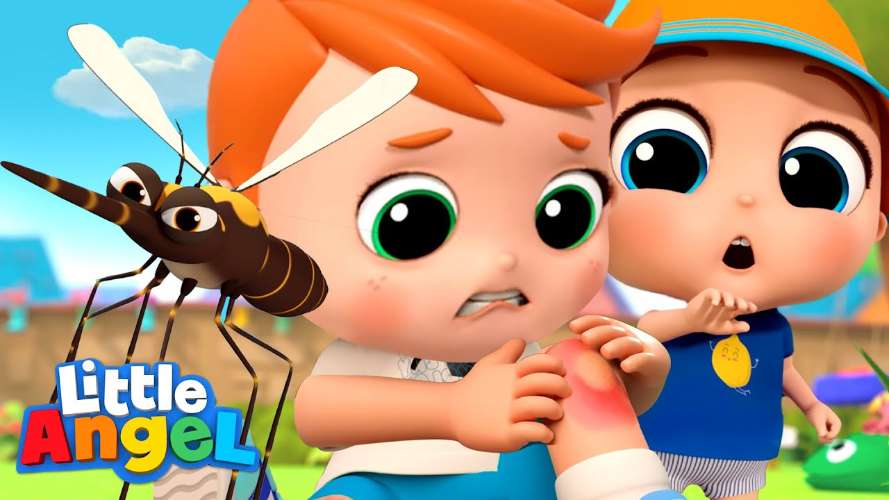 Download I'm So Itchy   Baby John Songs   Little Angel Nursery Rhymes and Kids Songs