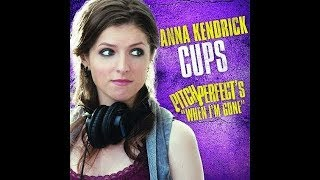 The Cup Song - Pitch Perfect-  When I´m gone #inglescommusica