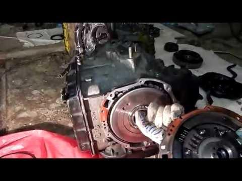 Фото к видео: разбираем АКПП Mazda 626/ Ford Probe для ремонта третьей и четвертой передачи