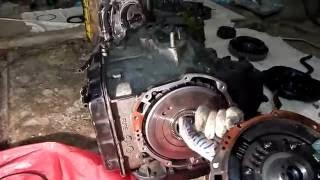 видео ремонт акпп форд
