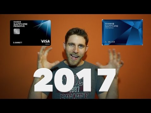 BEST Credit Card system for getting FREE Flights (2017)