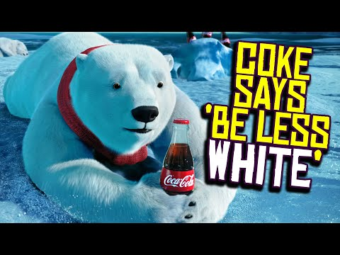 Coca-Cola Tells its Employees to Be LESS WHITE?!