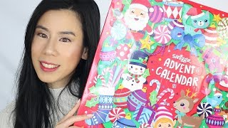 Smiggle Advent Calendar 2018 Unboxing ~ A Beautiful Fable