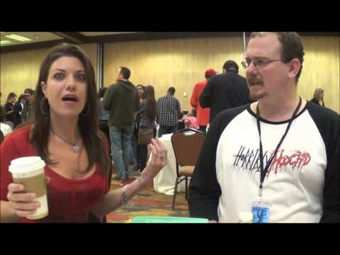 Twisted Terror Con - Interview with Tiffany Shepis