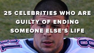 25 Celebrities Who Are Guilty Of Ending Someone Else