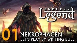 Let's Play: Endless Legend | Nekrophagen (01) [Deutsch]