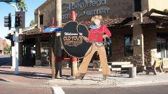 Old town Scottsdale. Arizona 1999.