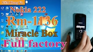 Format Factory Nokia 222 By Miracle Ok