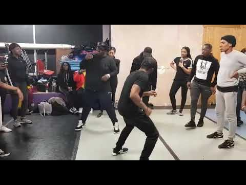 AKWAABA by GuiltyBeatz Ft Mr Eazi, Pappy Kojo & Patapaa | HomeBros Afrobeats Choreography