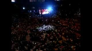 """2012 World Discipleship Summit at&t Service July 8th Singing """"Hallelujah (Lord We Sing ....)"""""""