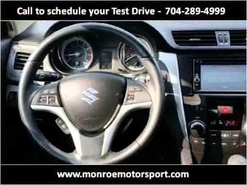 2013 Suzuki Kizashi Used Cars Monroe Nc Youtube