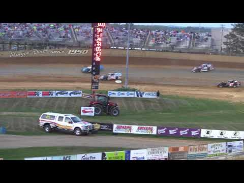 8 26 17 Modified Heat #5 Lawrenceburg Speedway