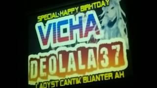 PARTY BY DJ AICHA 68