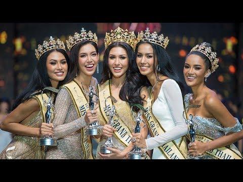 Final Show - การประกวดรอบตัดสิน - Miss Grand Thailand 2017 (Director's cut)