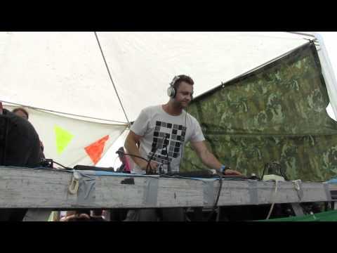 Andreas Seeber @ Future Radio / THP Records Floor (Ruhr in Love 30.06.12) Part II