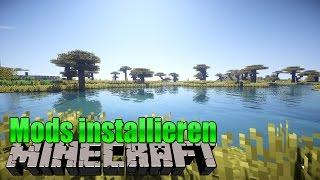Wie installiere ich Minecraft Mods - Tutorial
