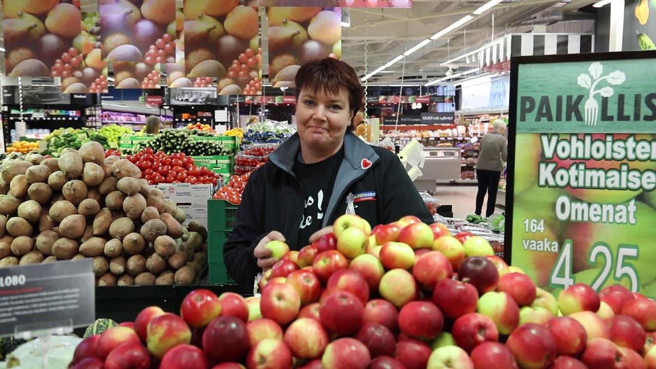 K Supermarket Kasarmi