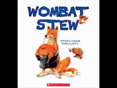 Wombat Stew Podcast Year 2M