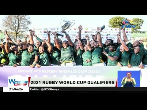 South Africa qualify for Women's world cup after blanking Kenya 39-0