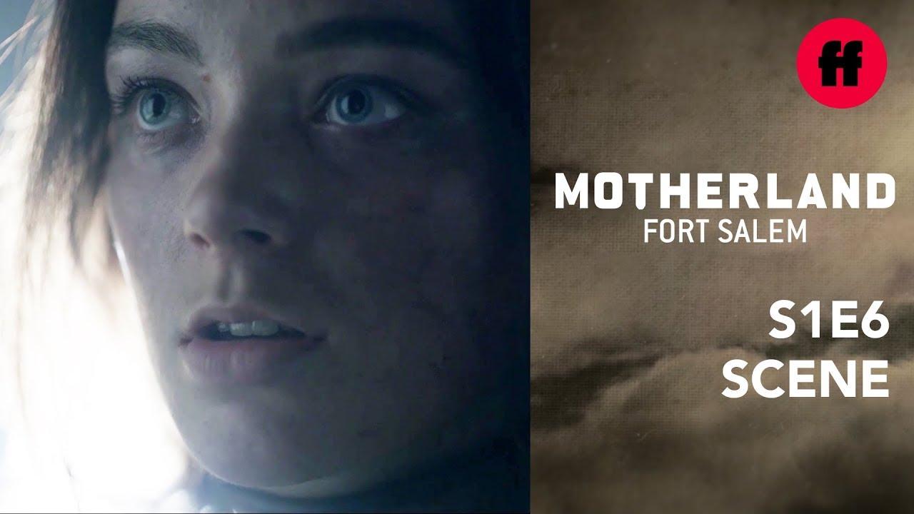 Download Motherland: Fort Salem | Season 1, Episode 6 | General Alder Visits Scylla In Prison