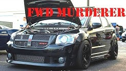 SRT4 Dodge Caliber//Killer Van//Owner's AgonyS2E7
