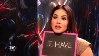 Sunny leone plays Never Have I Ever with Karan Singh Chhabra , reveals untold secrets
