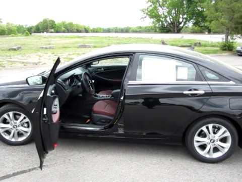 2011 Hyundai Sonata Limited at VW Hyundai of Murfreesboro