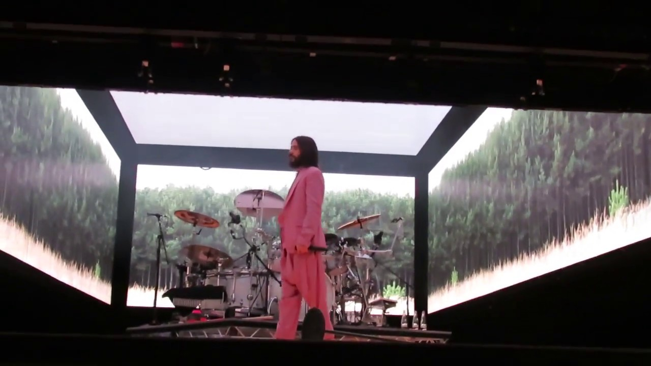 RIDER - 30 seconds to Mars, Monolith Tour in Basel - YouTube