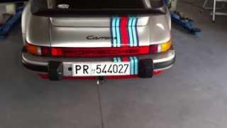 porsche 911 3.2 exhaust system - POWER MOTIVE 2)
