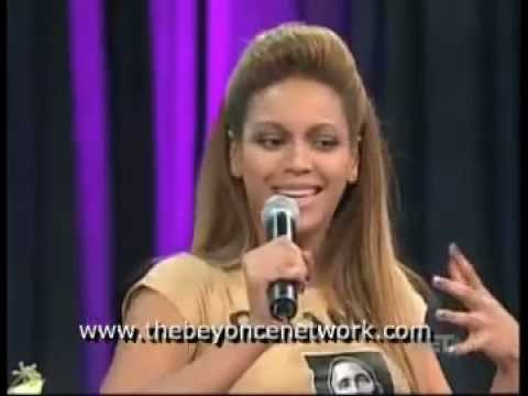 Beyonce 2008 Interview Part 1