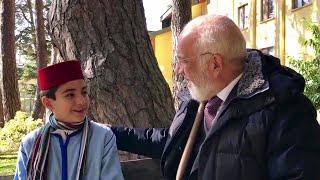 صبي متميز تمنى لقاء د. عمر فتحققت أمنيته
