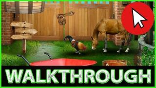 5n Can You Escape Farmhouse Walkthrough (5nGames)