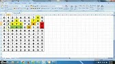 Lotto Number Chart - YouTube