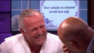 """Gordon over mislukte wijnhandel: """"Ik heb nog 5000 flessen staan""""  - RTL LATE NIGHT"""