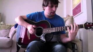 Holding The Severed Self - Kaki King (Guitar Cover by The Modern Traditional)
