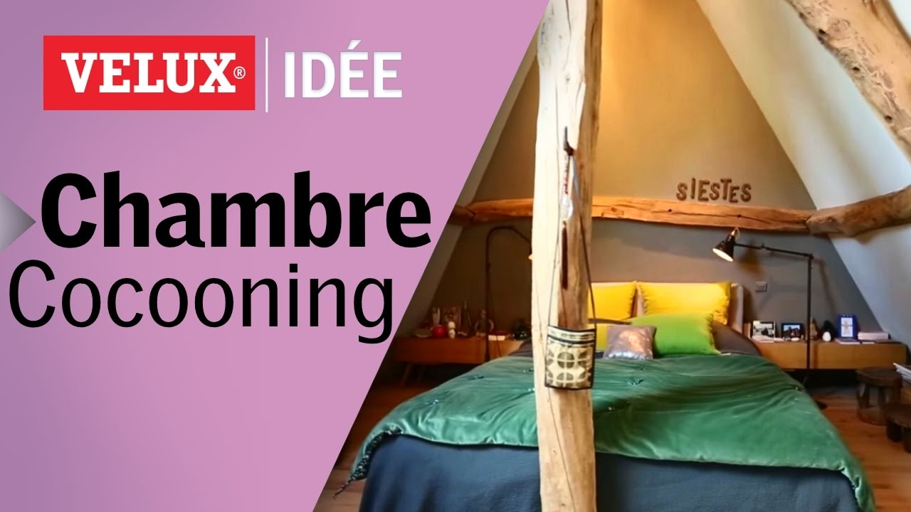 Comment transformer ses combles en chambre cocooning ? - YouTube