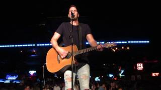 Russell Dickerson Blue Tacoma Video