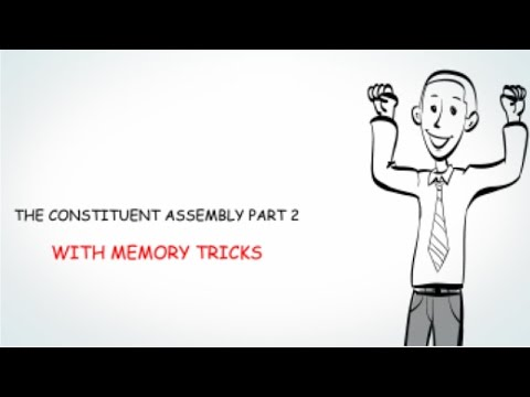 The constituent assembly of INDIA part II : upsc ias online  lecture