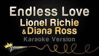 Lionel Richie & Diana Ross - Endless Love (Karaoke Version)