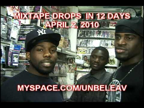 UN - ITS A QUEENS THANG - PT.3 (HALL OF FAME MUSIC STORE)