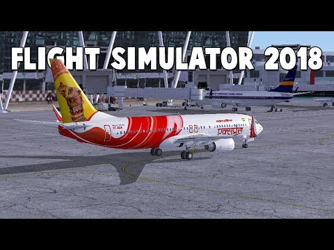 Flight Simulator 2018 | Boeing 737 | Ultra Realism | Air India Express