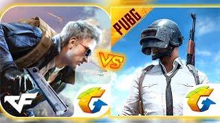 🔥 CrossFire : Legends VS PUBG Mobile 🔥 COMPARISON - The Best Series EP-5
