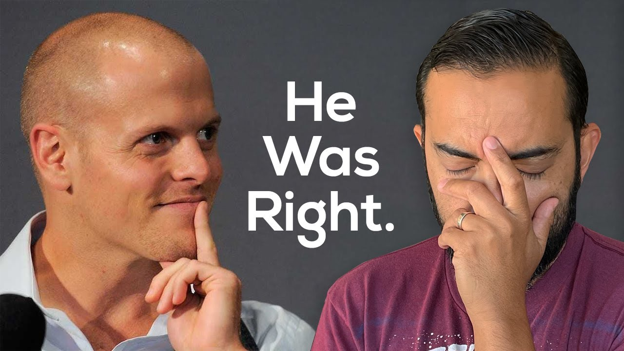 Tim Ferriss Changed My Life with Literally One Question