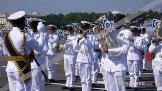 Военно-Морской парад 2018 Санкт-Петербург